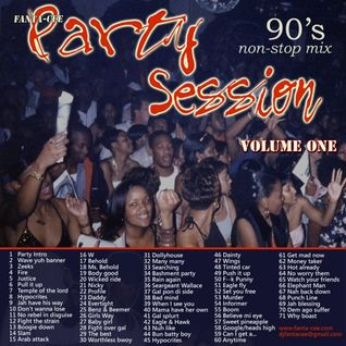Party Session Reggae Mix 1