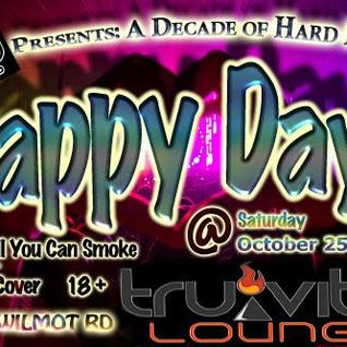 DCept Live at Happy Dayz 10 25 2014