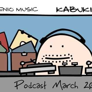 Kabukick@MilenioMusic Podcast #3 Mar 2012