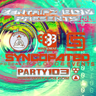 Syncopated Podcast on Party103.com : 157 - 8/7/2015