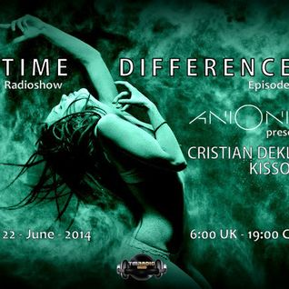 Cristian Deklic - Guest - Time Differences 133 [22-June-2014] - Tm-radio