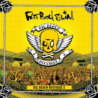 "Fatboy Slim - Big Beach Bootique 5 ""Preview""  By I ♥ Trance House music"