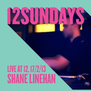 Shane Linehan - Live at 12Sundays, 17th February 2013