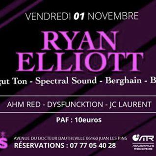 JC Laurent - Live At Yes Club (Juan Les Pins) - 01-Nov-2013