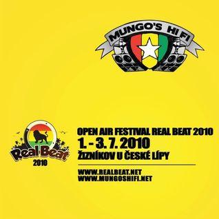 Mungo's HiFi - Real Beat Festival 2010 Promo Mixtape selected by Mihaal
