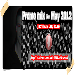 IvanDe Calma - Promo mix for May 2012