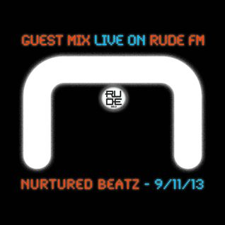 Mauoq @ Nurtured Beatz Radio (Rude FM - 9/11/13)