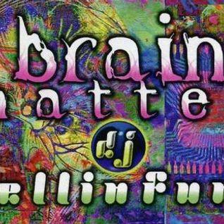 DJ Mellinfunk Brainmatter (Side A)