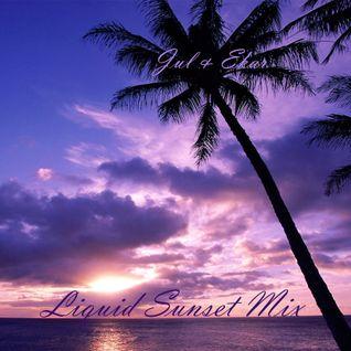 Jul & Ekar - Liquid Sunset Mix