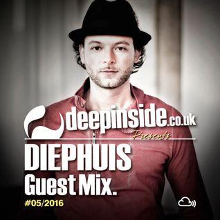 DEEPINSIDE presents DIEPHUIS (Exclusive Guest Mix)