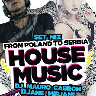 Mirjami and Mauro Cabron - from Poland to Serbia DJ Set