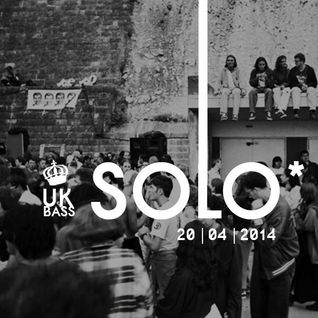 UK BASS MONTHLY APRIL 2014 MIX - Solo