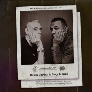 David DePino & Joey Llanos - A Night in Paradise mix