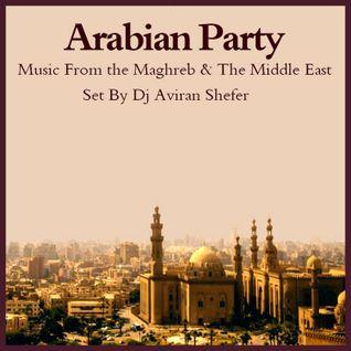 Arabian Party - Set By Dj Aviran Shefer
