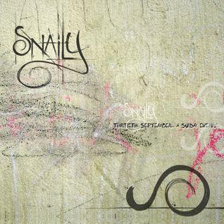 Snaily Dj Set_2012-09-30_A Sunday Evening...