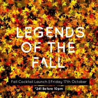 Legends of The Fall Mini Mix - LKP for MSA