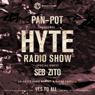 Pan-Pot - Hyte on Ibiza Global Radio Feat. Seb Dito - July 21