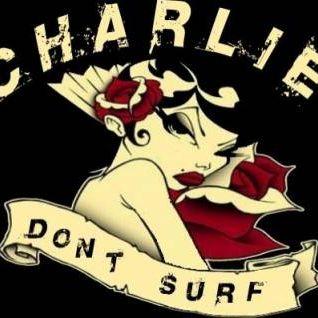 BenSkull - Charlie Don't Surf