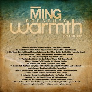 MING Presents Warmth 001