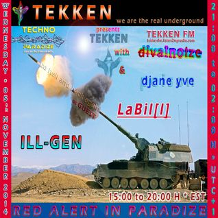 LaBil[l]: TEKKEN@GTU RADIO - To Hell And Back Again (03. Nov. 2014)