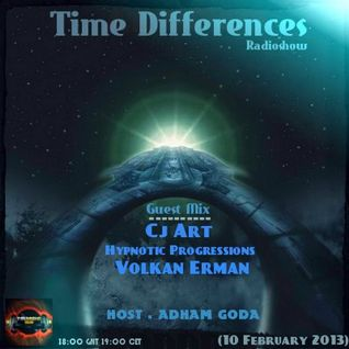 CJ Art - Time Differences Radioshow Guest Mix [10.02.2013] on TM Radio