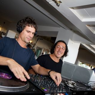DAN GHENACIA AND SHONKY SV50TH WARM UP - BEACH HOUSE - 25 SEPTIEMBRE 2014