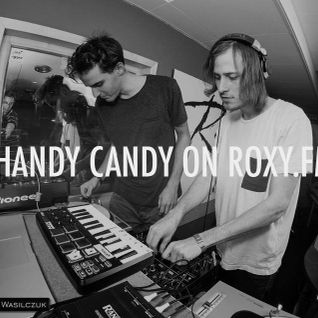 Handy Candy Ft. Harrison Chord (Live Act) live on Radio Roxy.fm 14.12.2013 #28