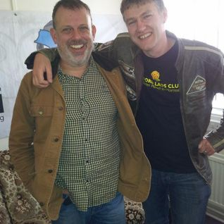 THE MONTY SHOW - 166 - 1st Oct 2013 with special guest TOM HINGLEY