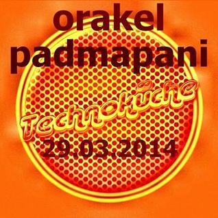 DJ Orakel@Radio-Rheinwelle [29.03.14]