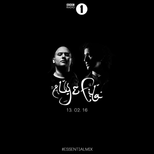 Aly & Fila – Essential Mix (BBC Radio 1) – 13-FEB-2016