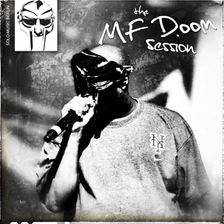 the MF DOOM session - 50 minutes of dirty DOOMed funk
