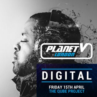 Digital & Mc Conrad - PLANET V Qube Project April 15th 2016