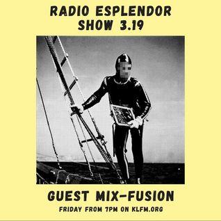Radio Esplendor 3.19. w/Fusion