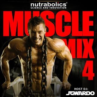 Muscle Mix 4 @JGwardo @Nutrabolics