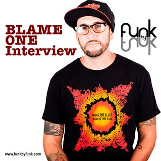 Funk by Funk Show (25/08/2014): Blame One Interview