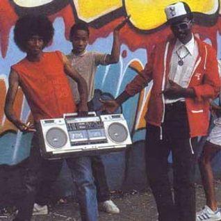 Hawkspear - oldschool electro dj-set