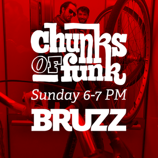 Chunks of Funk vol. 31 - 19.06.2016: Mala, Guts, Mitsu The Beats, Pomrad, Rainer Truby, Chali 2na, …