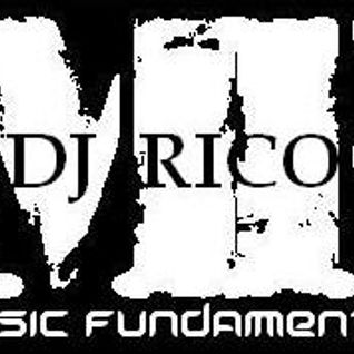 DJ Rico Music Fundamental - Shift the Gear Soul - September 2015