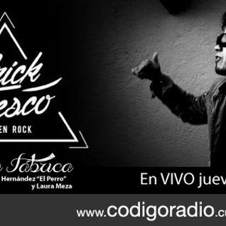 """Radio la Fábrica programa especial de Slam Poetica con """"Erick Fiesco"""" transmitido el día 21 de Abril"""