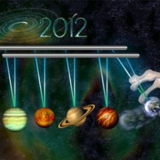 2012 The End of the Time and Humanity in Become Trasformation