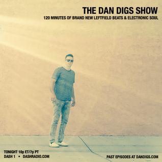 Show 076 - Dan in the DJ Mix - New Roots Manuva, Michael Kiwanuka, Leon Vynehall, Kode9 - 4.3.16