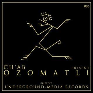 Ozomatli #6 - Underground Media Records