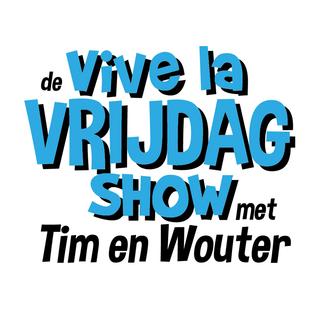 Vive La Vrijdagmix by DJ ROGAS