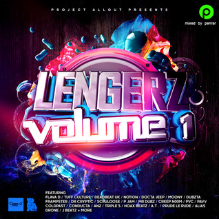 Project All Out Records - Lengerz Vol 1 Promo Mix - Out July 6th