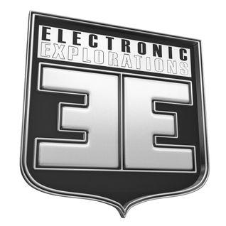 Kamikaze Space Programme - 182 - Electronic Explorations