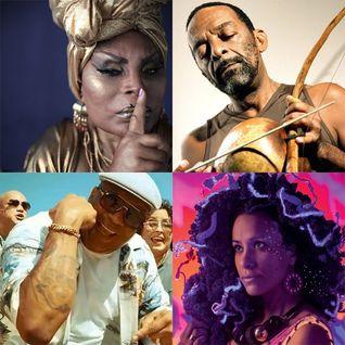 Movimientos SOAS Radio 16/3/16 w/ Elza Soares, Nana Vasconcelos, La Yegros, DJ Tahira +Cuba mini mix
