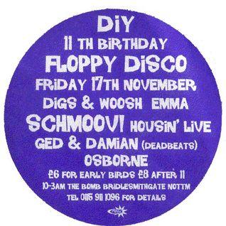 The Deadbeat 90's post DIY Floppy Disco chill sess vo1 one