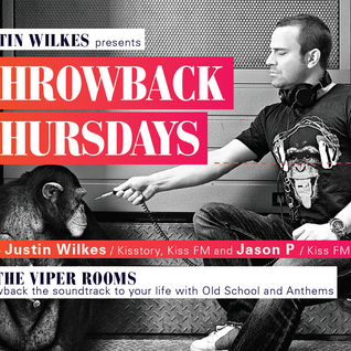 Throwback Thursdays at Viper Rooms Kingston - Launch Mix
