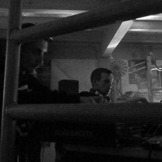 G Laen + MadUzer pour RPH Mental techno mixtraktor  7 decks 6/02/12