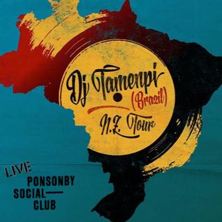 DJ Tamenpi LIVE SET @ Ponsonby Social Club (Auckland, NZ)